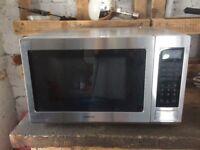 Kenwood microwave/combination oven