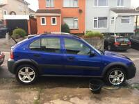 Rover streetwise 2005 2.0 td