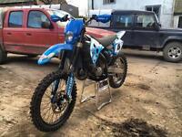 Tm 125 motocross 2005