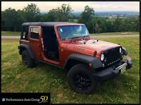 2014 Jeep WRANGLER UNLIMITED Willy's Edition!!!  Automatic, Blue