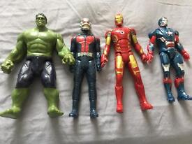 Large marvel characters
