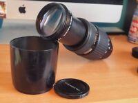 Olympus 50-200mm f/2.8-3.5 Zuiko Digital ED Autofocus Zoom Lens Four Thirds 4/3