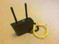Belkin F5D8236-4 v2 wireless router
