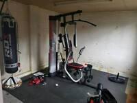 Multi Gym Weider RDX