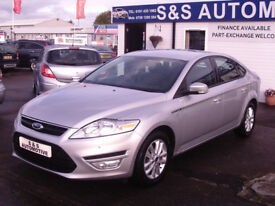 2010 FORD MONDEO ZETEC FACELIFT 12 MONTHS M.O.T 6 MONTHS WARRANTY (FINANCE AVAILABLE)