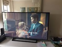 Sony KDL48W585BBU X-Reality Pro 48-inch Widescreen 1080p Full HD Smart LED TV with Freeview HD
