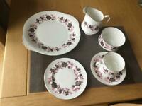 Paragon bone China Tea Set