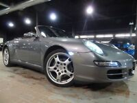 2006 Porsche 911 REDUCED*C4 ** CARRERA 4 CABRIO**