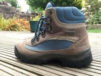 Brasher Walking Boot Gore-Tex. Size 5 UK, Womens.