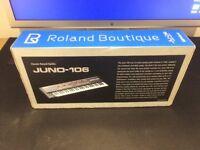 Roland JU-06 Juno 106 Boutique Synth Module.