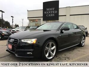 2013 Audi A5 Premium S LINE | NAVIGATION | NO ACCIDENTS | LEATH