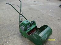 "Ransomes Marquis 18"" Cylinder Mower"