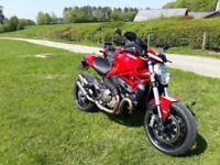 Ducati 821 Stripe