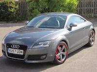 2007 (57 reg), Audi TT 3.2 V6 S Tronic Quattro 3dr