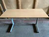 Working From Home? Fold Flat Multi Purpose Table