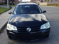 Volkswagon 2008 Golf City a vendre