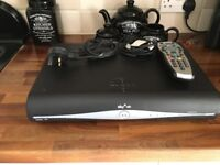Used SKY HD box with cables and remote, only selling due to upgrade to SKY Q.