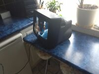 "Sony 14"" TV with Freeview box, Remote etc.Great Kitchen or Bedroom Television."