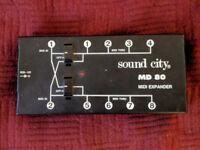 MIDI Thru / Splitter Box