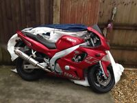 Yamaha YZF thundercat 600r for sale! low mileage good condition no time wasters cheers