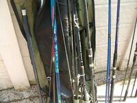 Used Fishing gear