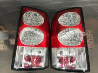 Land rover discovery rear lights