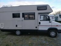 Autohomes Merlin 1989 Camper with MOT