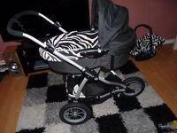 Maxi cosi Pram/buggy and car seat