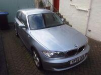BMW 118d ES excellent condition