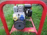 honda generator gc160 5.0