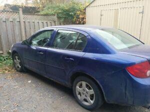 Chevrolet Cobalt 2007a qui la chance