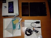 Sony Xperia Z2 Used but A1 condition. Boxed. All accesories incl unused screen protector. Locked EE