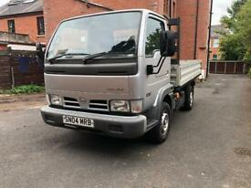 Nissan cabstar pick up pickup