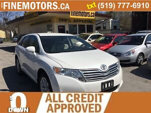 2011 Toyota Venza Toyota Venza *AWD *4 Cylinder * Fuel Efficient
