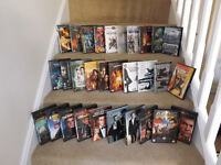 DVD & Blu Ray Film Collection (78 Mixed Titles inc Kids, Action & Horror Films - Car Boot Lot?)