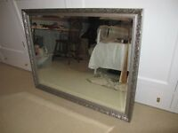 Lovely large Laura Ashley mirror