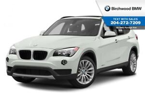 2014 BMW X1 Xdrive28i Sport, Technology, Premium Packages!