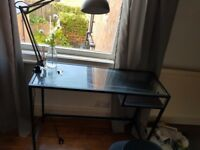 Ikea furniture Study table and chair for sale