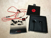 Beats in ear headphones