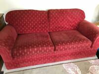 Large 3 seater sofa - FREE