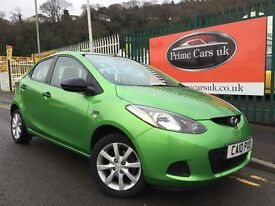2010 10 Mazda 2 1.3 TS 5dr (a/c) 5 Speed Manual Petrol 1 owner! Low Miles!