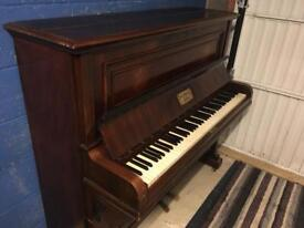 Antique Upright Piano - FREE if collected ASAP