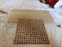 52 Ceramic Bathroom tiles