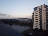 Cardiff Bay-Waterquarter-Penthouse-Two Bedroom-Vacant-£900pcm