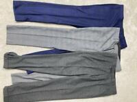 X3 Men's suit trousers waist 34R