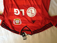 Son Heung Min #7 Bayer Leverkusen shirt original