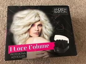 Andrew Barton Professional Hot Rollers