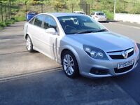 Vauxhall Vectra 1.9 CDTi diesel 150 BHP SRi hatchback facelift model