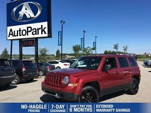 2013 Jeep Patriot Sport/North