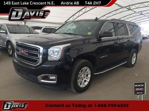2016 GMC Yukon XL SLT HTD/CLD SEATS, WIRELESS CHARGING, BLUET...